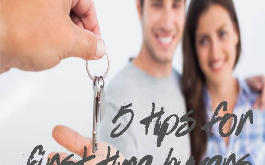 first time buyer tips