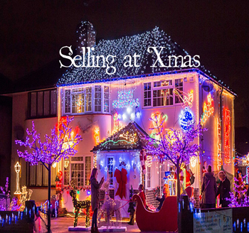 selling house christmas